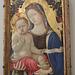Virgin and Child by Domenico di Bartolo in the Philadelphia Museum of Art, August 2009