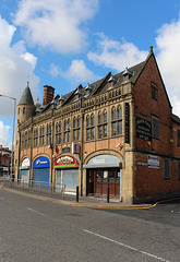 Bank Buildings,  Charing Cross, Birkenhead, Wirral