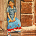 Petite fille Cambodgienne, Small Cambodian girl