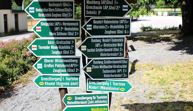 2014-07-06 01 Hinterhermsdorf - Niedere Schleuse