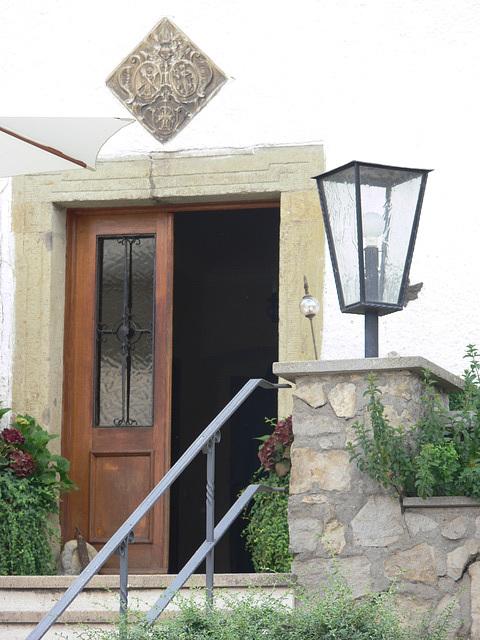 Die Tür zum Rennerhof