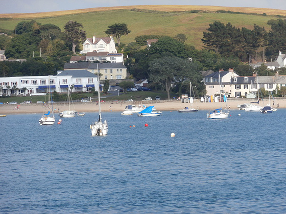 Instow - was quiet - could have gone there
