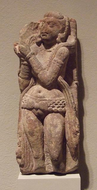 Yakshi in the Philadelphia Museum of Art, January 2012