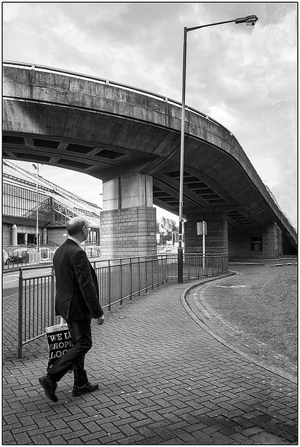 Glasgow streets..