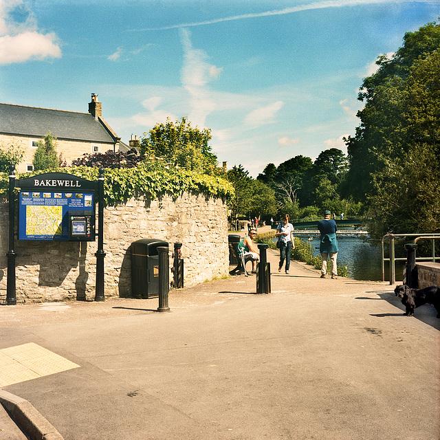 Bakewell - Derbyshire Wye