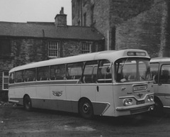 Yelloway 4642 DK in Rochdale - 19 Sep 1970