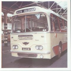 Yelloway 4643 DK Sep 1972
