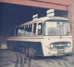 Pangbourne Coaches 6692 DK - Nov 1973