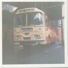 Yelloway 7073 DK Dec 1973