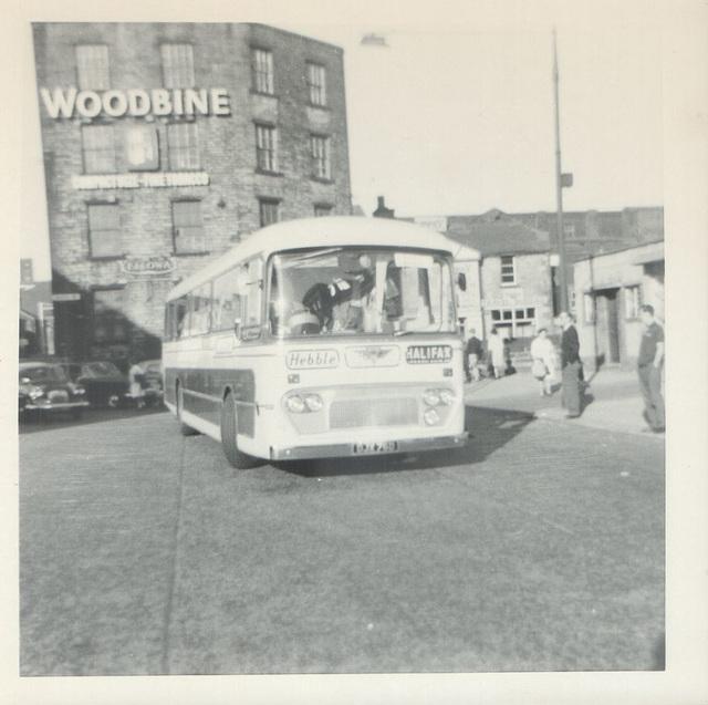 Hebble DJX 76D circa Summer 1966