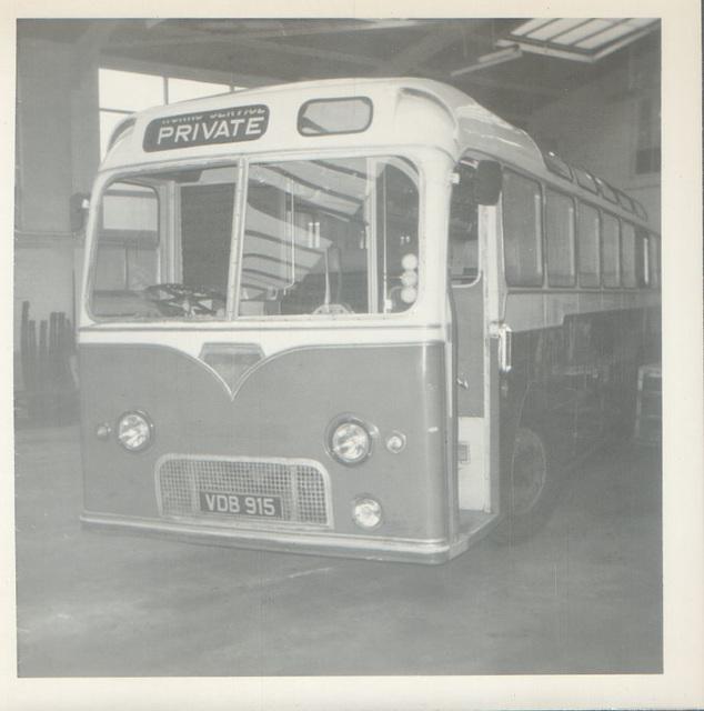 NWRCC 915 (VDB 915) April 1972