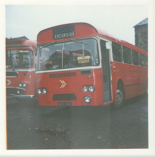 PMT 1038 (AEH 138C) September 1973