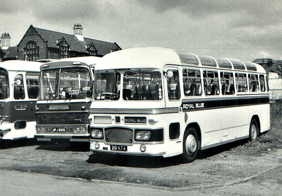 Royal Blue (WNOC) 1392 (261 KTA) Jul 1972