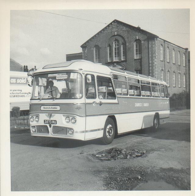 Shamrock and Rambler 3573 RU July 1972