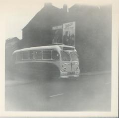 Standerwick Burlingham Seagull in Rochdale - circa 1964
