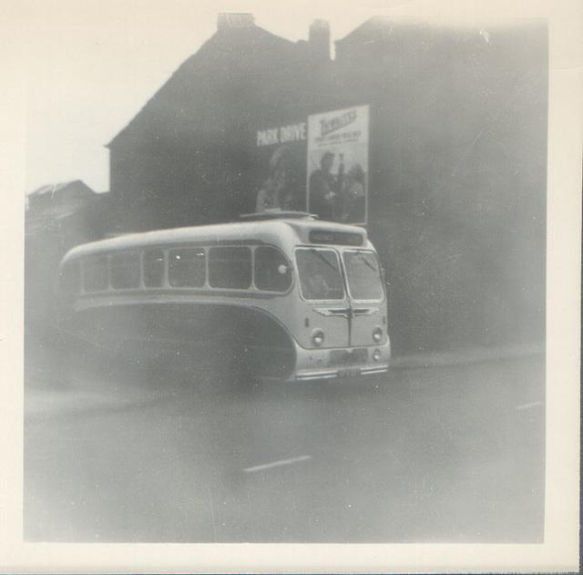 Standerwick Burlingham Seagull circa 1964