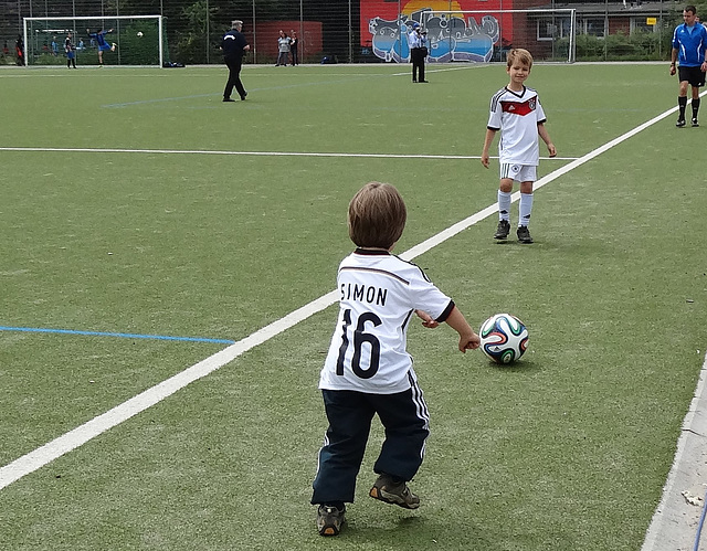 Training  für WM 2026