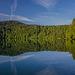 Le lac Pavin......................................(On black).