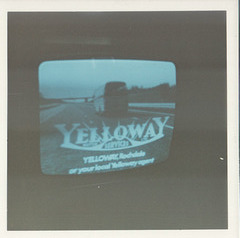 Yelloway TV advert - June 1973