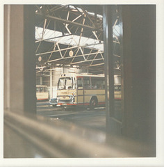 A view from the Yelloway switchroom hatch - Aug 1973