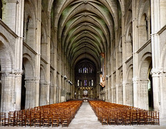 Reims - Abbey of Saint-Remi