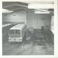 Yelloway Workshop Jan 1972