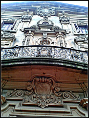 Fachada en San Sebastián