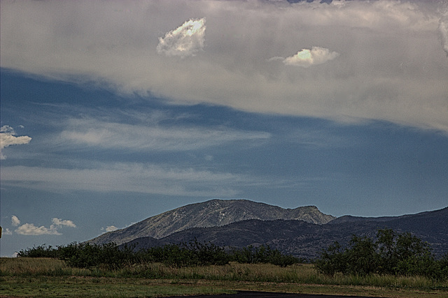 Huachuca Mountains