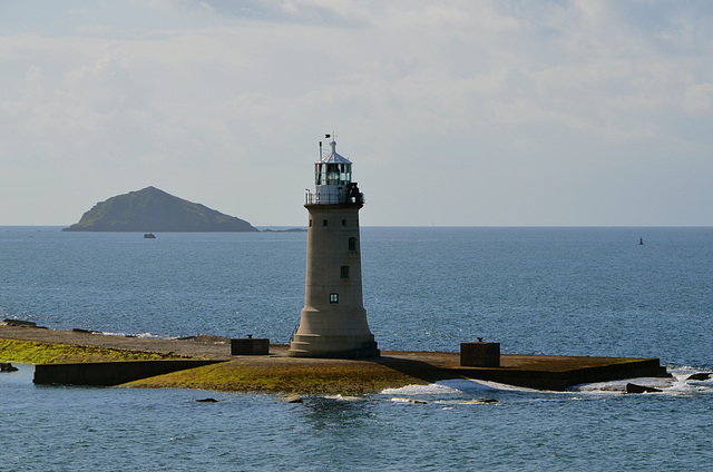 Western Breakwater Light, Plymouth