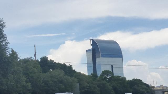 Auspicious building in Orlando