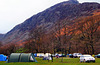Camping in Cumbria.