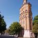 Der alte Wasserturm von Winnyzja