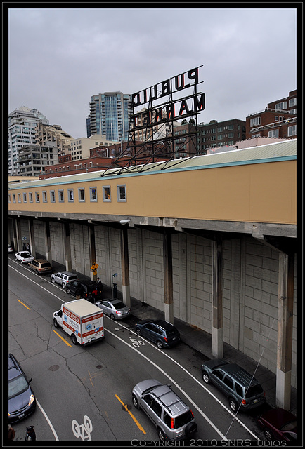 Behind the scenes at Pike Place Market