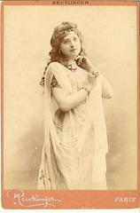 Lola Beeth by Reutlinger