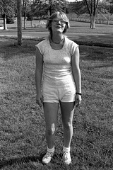 Susan At The Park