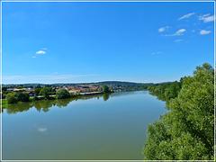 La Saône... BLUE PLANET