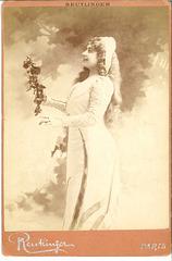 Georgette Brejean-Graviere by Reutlinger