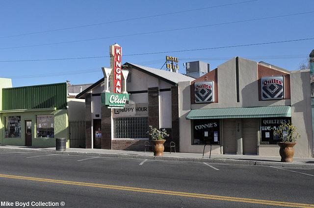 AZ kingman club bar kingman 06'14