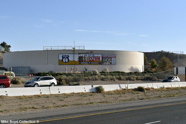 CA barstow water tank i15 06'14