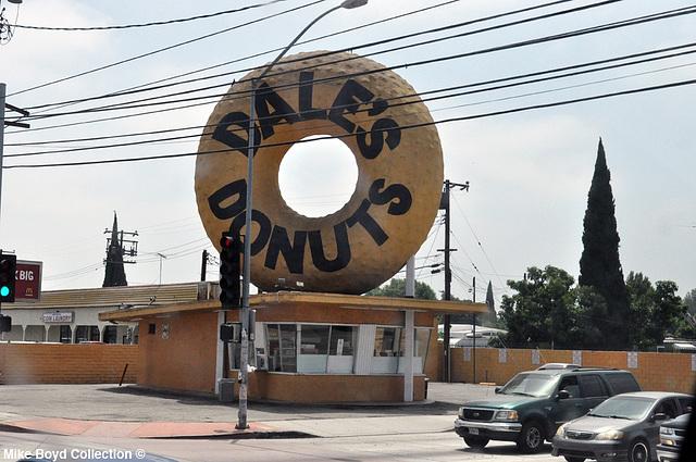 CA dales donuts alondra blvd & atlantic compton 06'14
