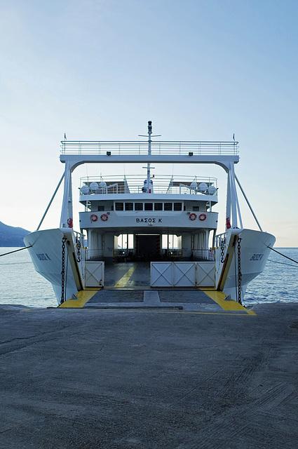Kefalonia to Zante Ferry Early Morning GR 2
