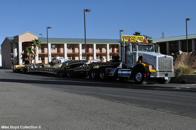 empire transportation kw t800w centipede trailer kingman az 06'14