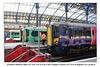 Southern & FCC 377s at Brighton - 6.8.2014