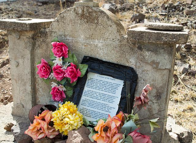 Coronado NF Harshaw cemetery (2212)