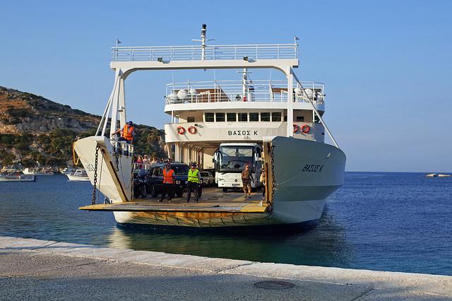 Zante to Kefalonia Ferry GR 1