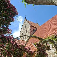 Sweden - Simrishamn, Sankt Nicolai kyrka