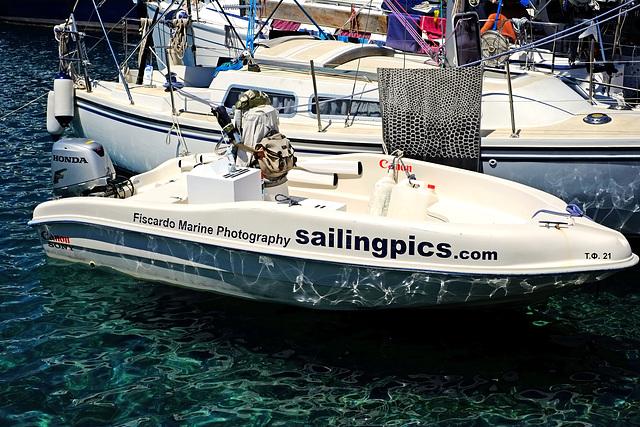 Fiskardo Kefalonia Billingham Hadley Pro  X Pro 1 2