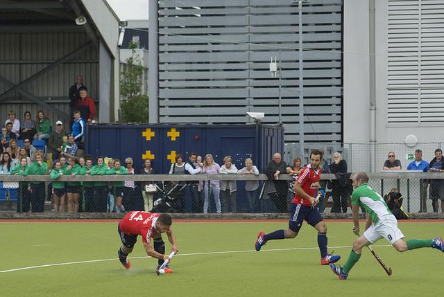 Ireland vs England 050714