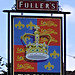 Pub sign - The Crown