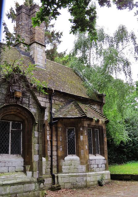 lodge, royal wanstead school, infant orphan asylum  snaresbrook, london